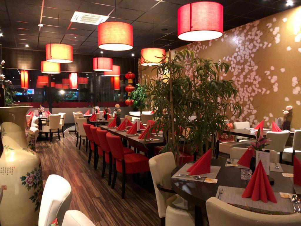 Chinees restaurant Happy Garden Kloosterveen